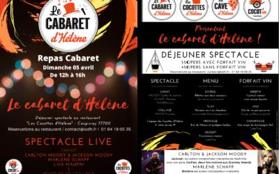 Le Cabaret d'Hélène – 05 avril 2020